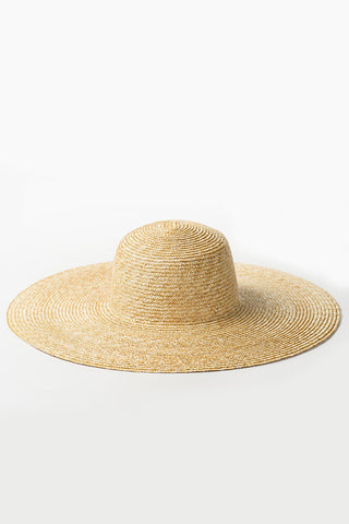 Basic Wide Brim Beach Straw Sun Hat