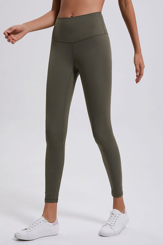 Naked Feel High Waisted Yoga Workout Leggings