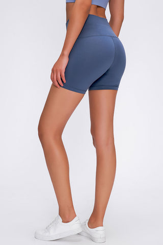Naked Lifting High Waist Sports Shorts