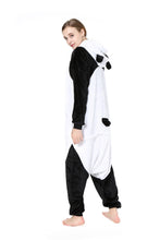 Homewear Unisex adults' Unicorn Plush One Piece Onesie Cosplay Animal Costume Unisex Costume Animal Cosplay Onesie Adult Pajamas Anime Cartoon Sleepwear