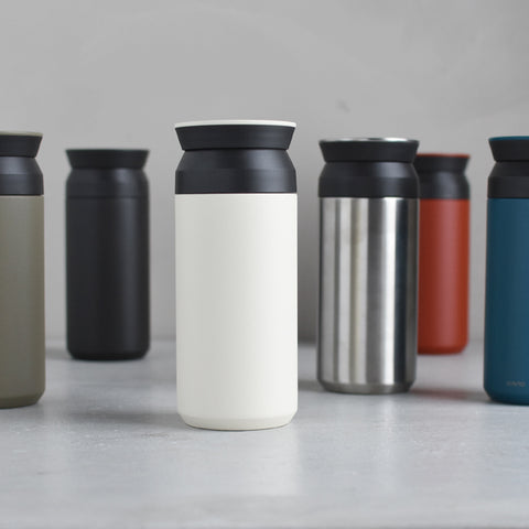 Kinto Travel Tumbler line up from Filter - Lifestyle Image