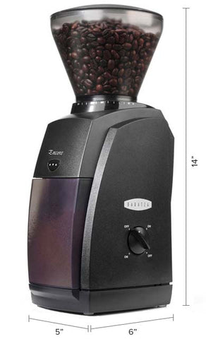 Baratza Encore Grinder specs from Filter - Product Image