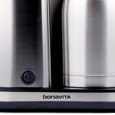 Bonavita BV1901TS Connoisseur Coffee Maker from Filter - Product Image