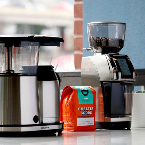 Bonavita BV1901TS Connoisseur Coffee Maker from Filter - Lifestyle Image
