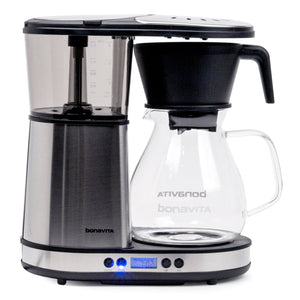 Bonavita BV1902DW Programmable Glass Carafe Coffee Brewer 8 Cup from Filter - Product Image