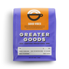 Greater Goods Coffee Roasters Good Vibes Brazil from Filter - Product Image