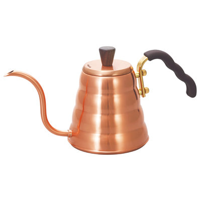 Hario V60 Copper Buono Kettle from Filter - Product Image