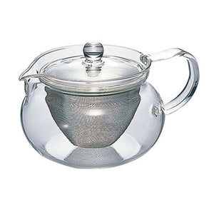 Hario Glass Teapot With Strainer from Filter - Product Image