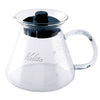 Kalita Glass Server from Filter - Product Image