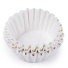 Melitta Basket Coffee Filters 8-12 Cup White 100 Count from Filter - Product Image