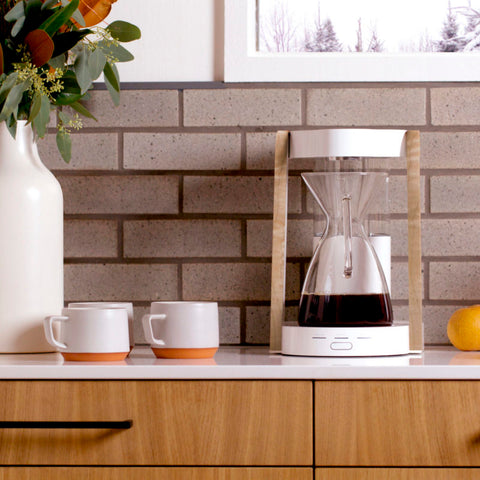Ratio Eight Coffee Machine from Filter - Lifestyle Image