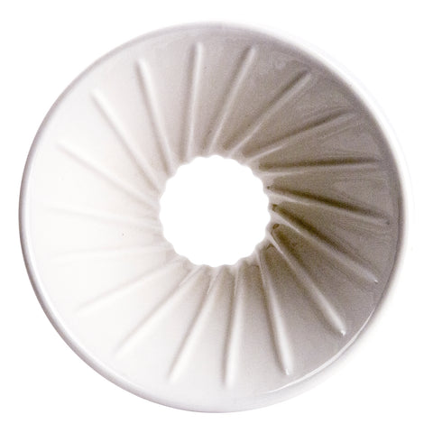 Ratio Porcelain Dripper from Filter - Product Image