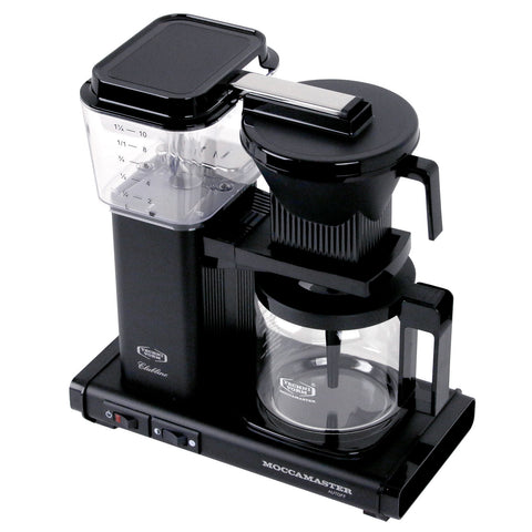 Technivorm Moccamaster KBG Black Brewer from Filter - Product Image
