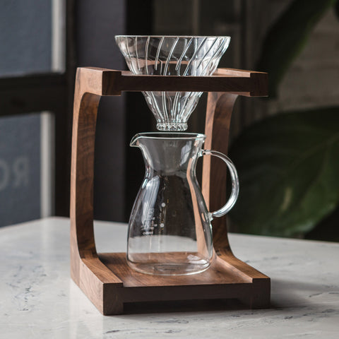 Pourover Stand countertop from Filter - Lifestyle Image