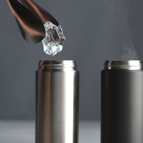 Kinto Travel Tumbler hot cold from Filter - Lifestyle Image