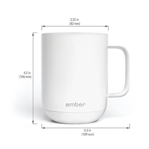 Ember Ceramic Mug dimensions from Filter - Product Image