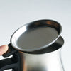Kinto Pour Over Kettle hinged lid from Filter - Lifestyle Image