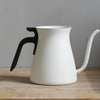 Kinto Pour Over Kettle white from Filter - Lifestyle Image