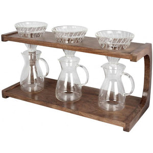 Pour Over Triple Stand from Filter - Product Image