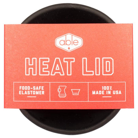 Able Heat Lid from Filter - Product Image