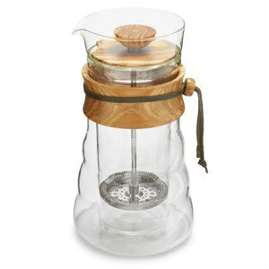 Hario Double Wall Glass Coffee Press from Filter - Product Image