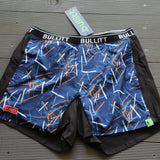 Ultimate Squat Shorts - Blue
