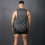 Muscle Tee - Dark Grey