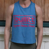 Original Fitness Threads cropped tank