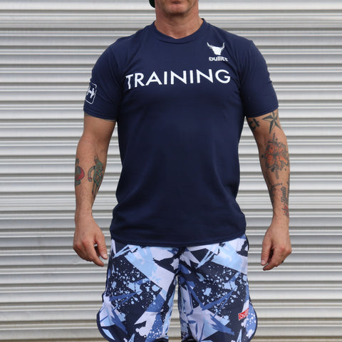 Training Tee - Navy
