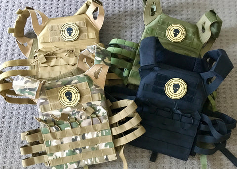 Weight Vest - Green