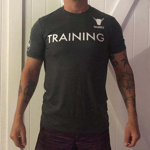 Training Tee - Grey