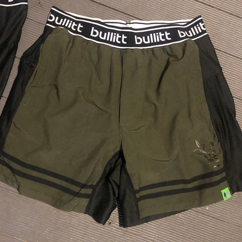 Ultimate Squat Shorts - Khaki