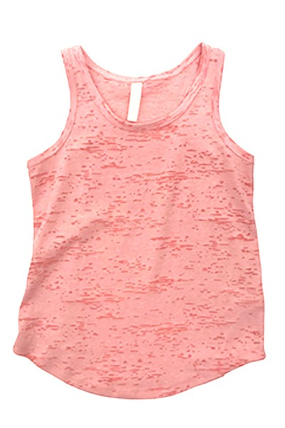 Kids Burnout Tank Top