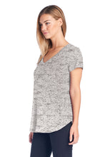 Turtle Neck Loose Fit Stripe Sweater
