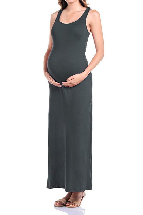 MUST HAVE Jersey Maxi Dress - BEACHCOCO