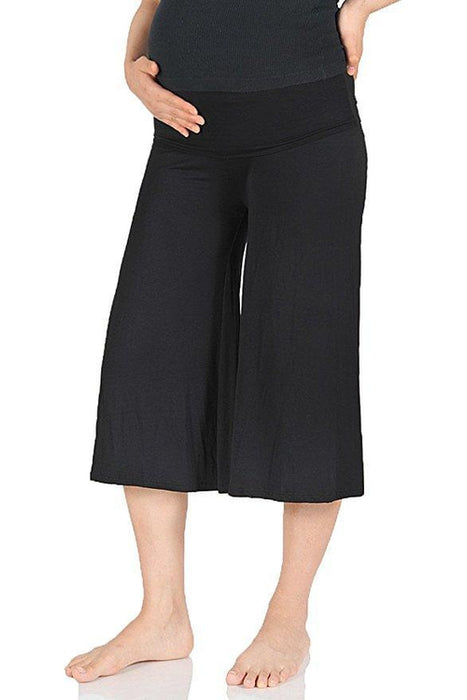 Plus Size Capri Pants - BEACHCOCO