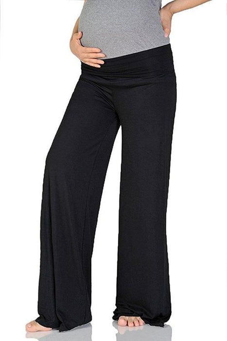 Plus Size Straight Comfortable Pants - BEACHCOCO