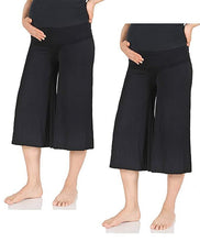 Wide Crop Pants - BEACHCOCO