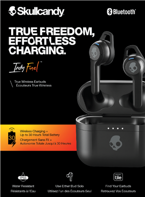NEW! Indy Fuel True Wireless Earbuds