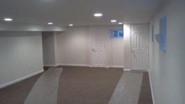 Six considerations when finishing your basement