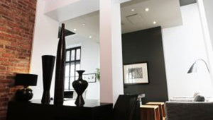 Tips for incorporating black into your interior design