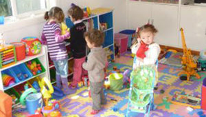 Functional Playroom decor