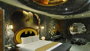 Superhero bedroom decor ideas