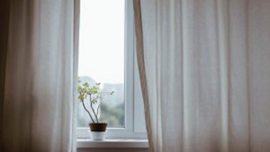 Five steps to perfect window treatments