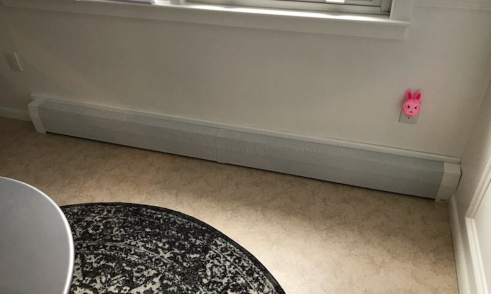 A Brief History of Home Baseboard Heaters