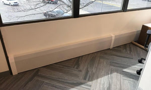 Is it Safe to Cover a Baseboard Radiator?