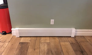 What To Know Before Painting a Baseboard Heater Cover