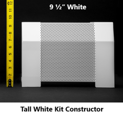 Tall White Kit Constructor