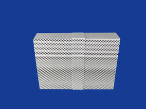 4x Standard White Mesh Couplers