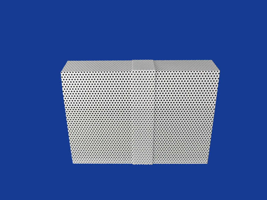 3x Standard White Mesh Couplers